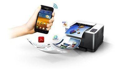Mobile Printing de Samsung simplifica la impresión