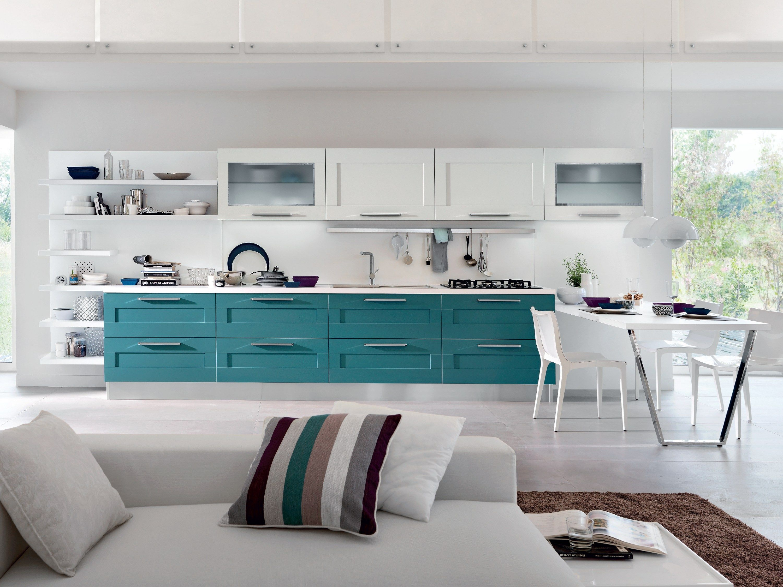 GALLERY Кухонный гарнитур by Cucine Lube | Кухня | Pinterest ...