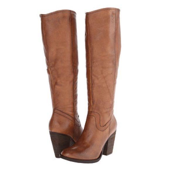 1a93705de33 Steve Madden  Carrter  Knee High Leather Boots