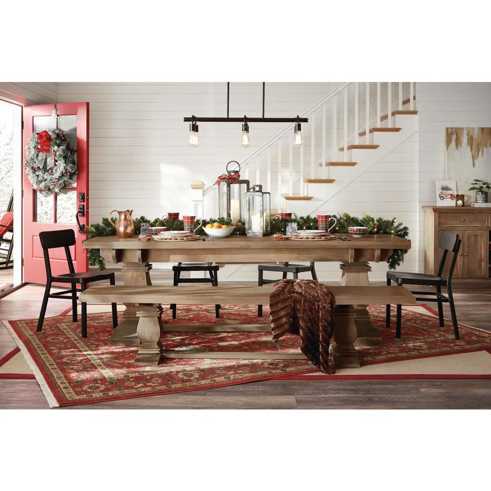 Super Home Decorators Collection Aldridge Antique Grey Bench Machost Co Dining Chair Design Ideas Machostcouk