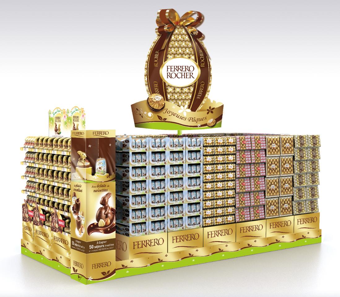 Ilôt HM+ Ferrero