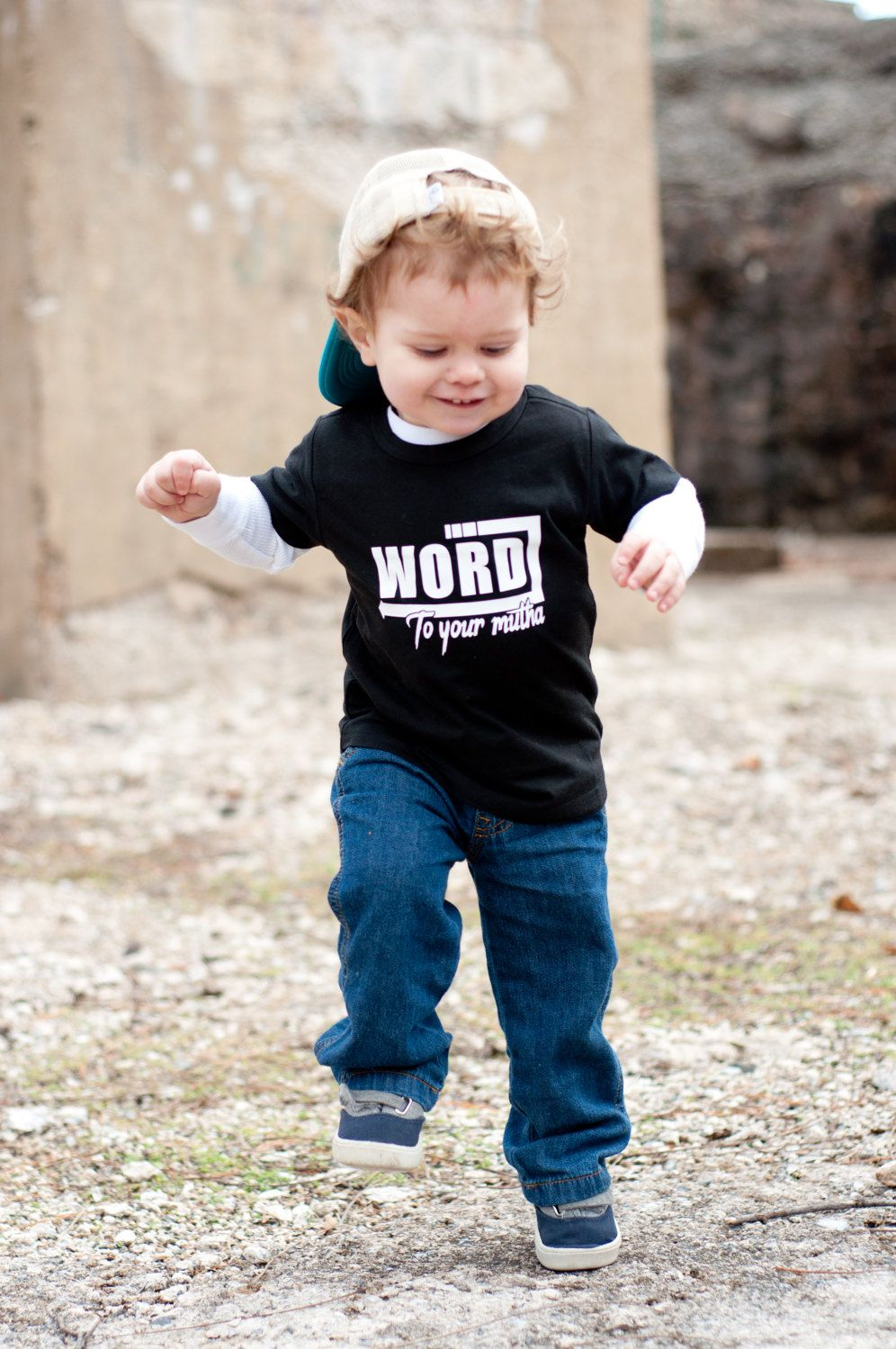 963c3cb38 Hipster Kids Clothes - Hipster T Shirt - Boys Graphic Tee - Trendy Kids  Clothes - Monochrome Kids - Hipster Toddler - Word To Your Mutha by ...