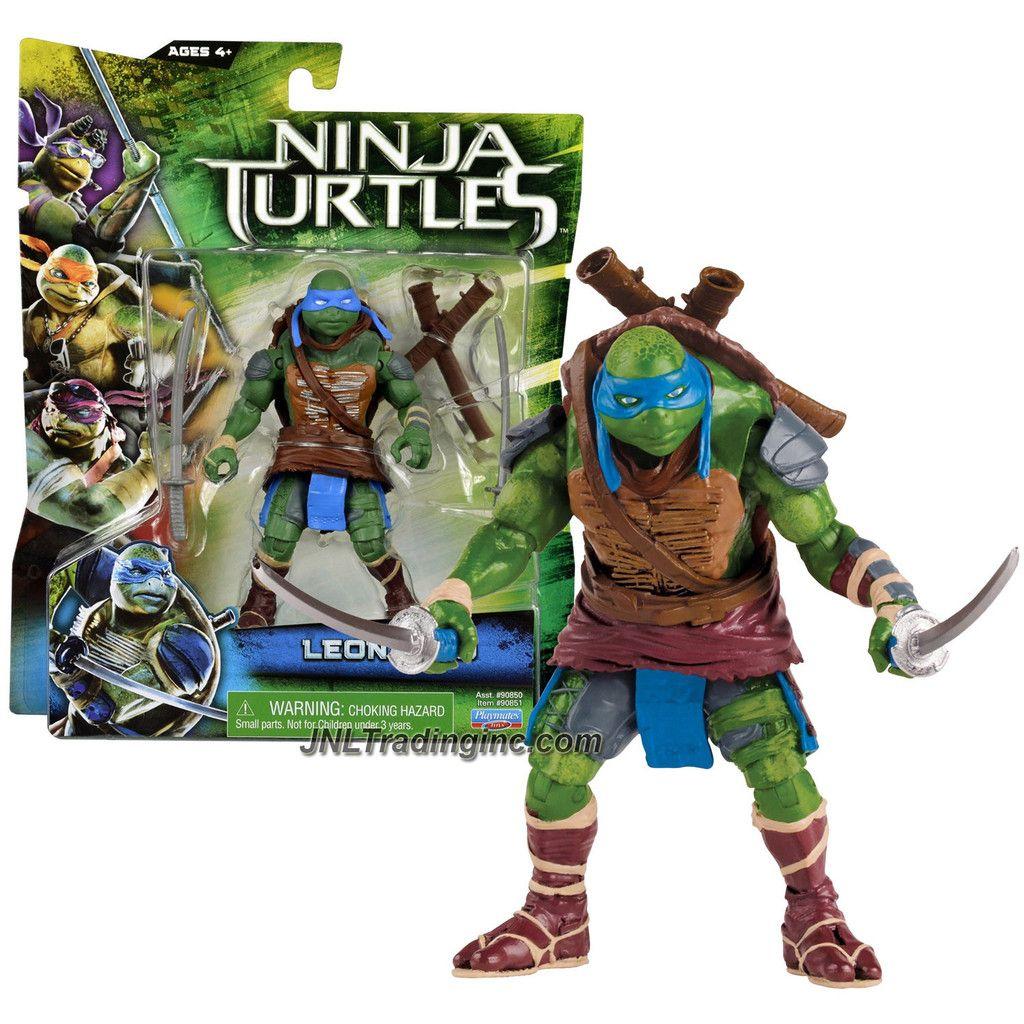 Playmates Teenage Mutant Ninja Turtles Tmnt Movie Series 5 Tall
