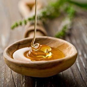 miel d'acacia contre la toux