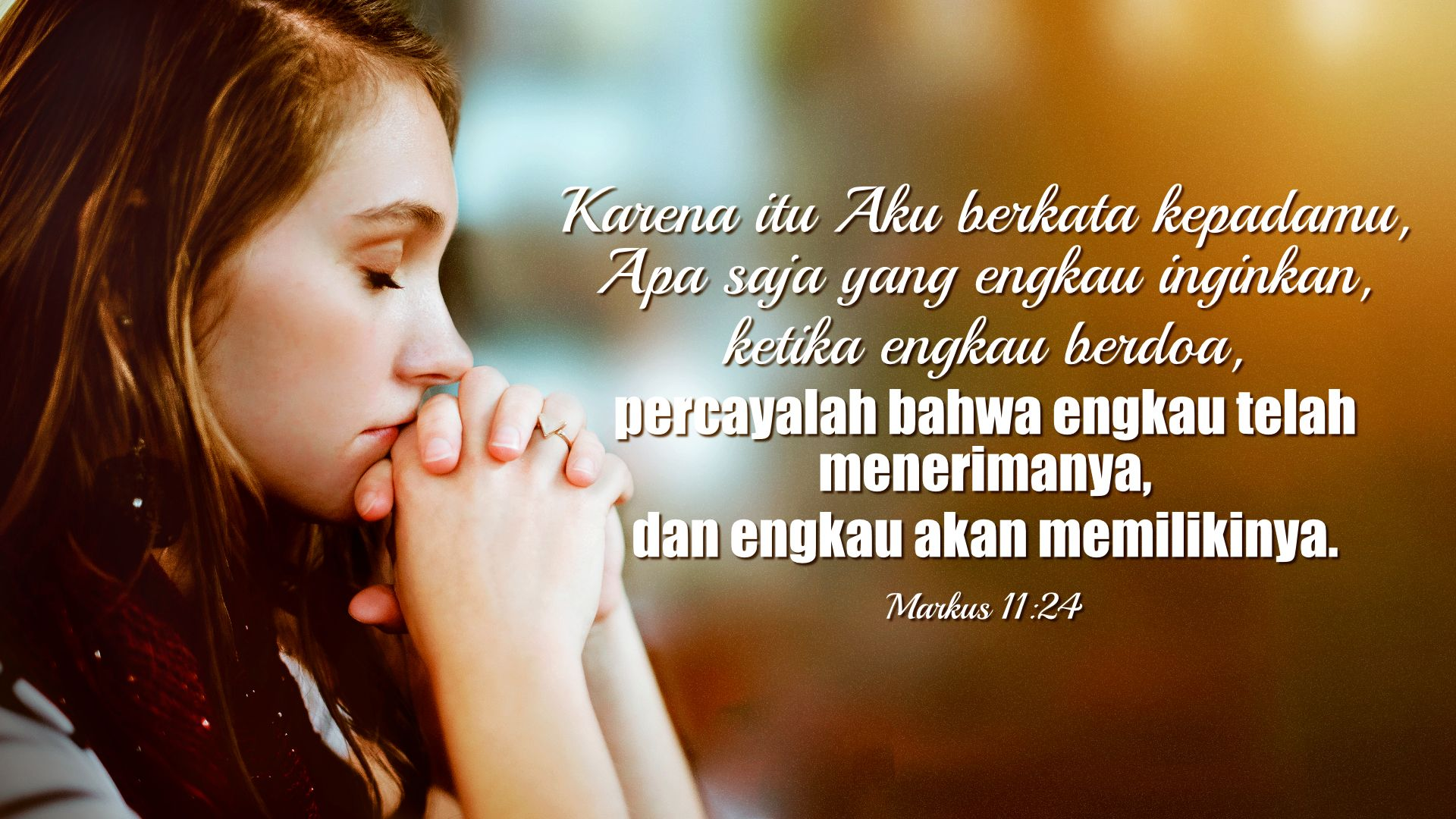 Markus 11 24 Ayat Alkitab Alkitab Mazmur 46