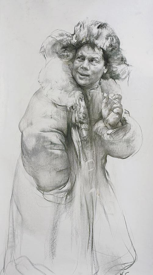 El Dibujo Actual En La Academia Rusa Dibujo De La Vida Dibujos Con Figuras Como Dibujar Cosas