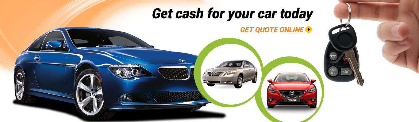 We'll pay cash on the spot for any cars in any condition