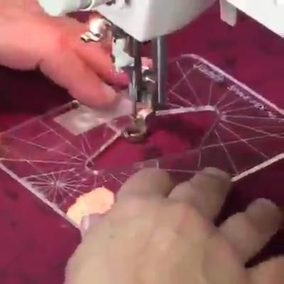 WANT TO SEW INTRICATE DESIGNS IN SECONDS?