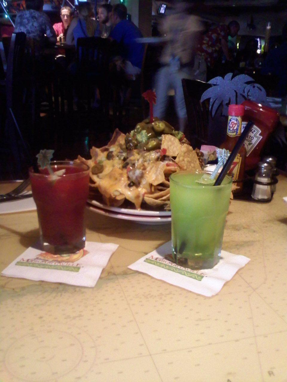 Margaritaville Restaurant in Las Vegas | News |Margaritaville Las Vegas Food