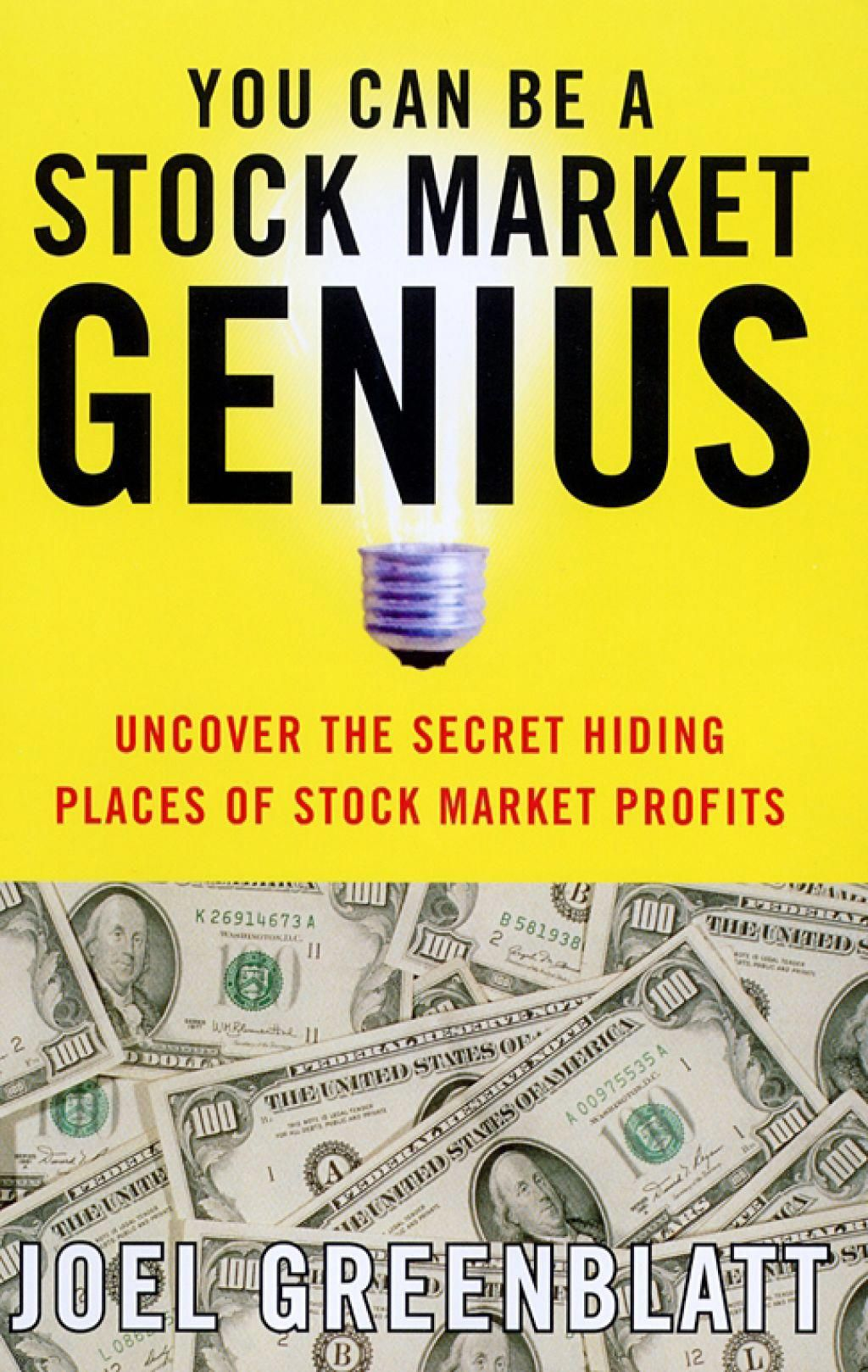 You Can Be a Stock Market Genius (eBook) tradingstrategy
