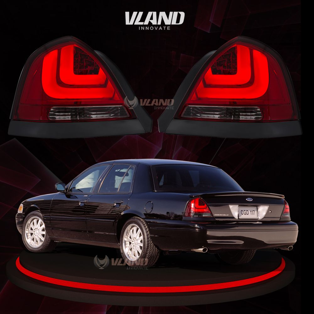 Abs 12v Voltage Car Accessories For Victoria 2006 Led Tail Lamp Crown Victoria Led Taillight View Victoria 2006 Led Tail Lamp Crown Victoria Led Taillight Vla Car Accessories Tail Light Car