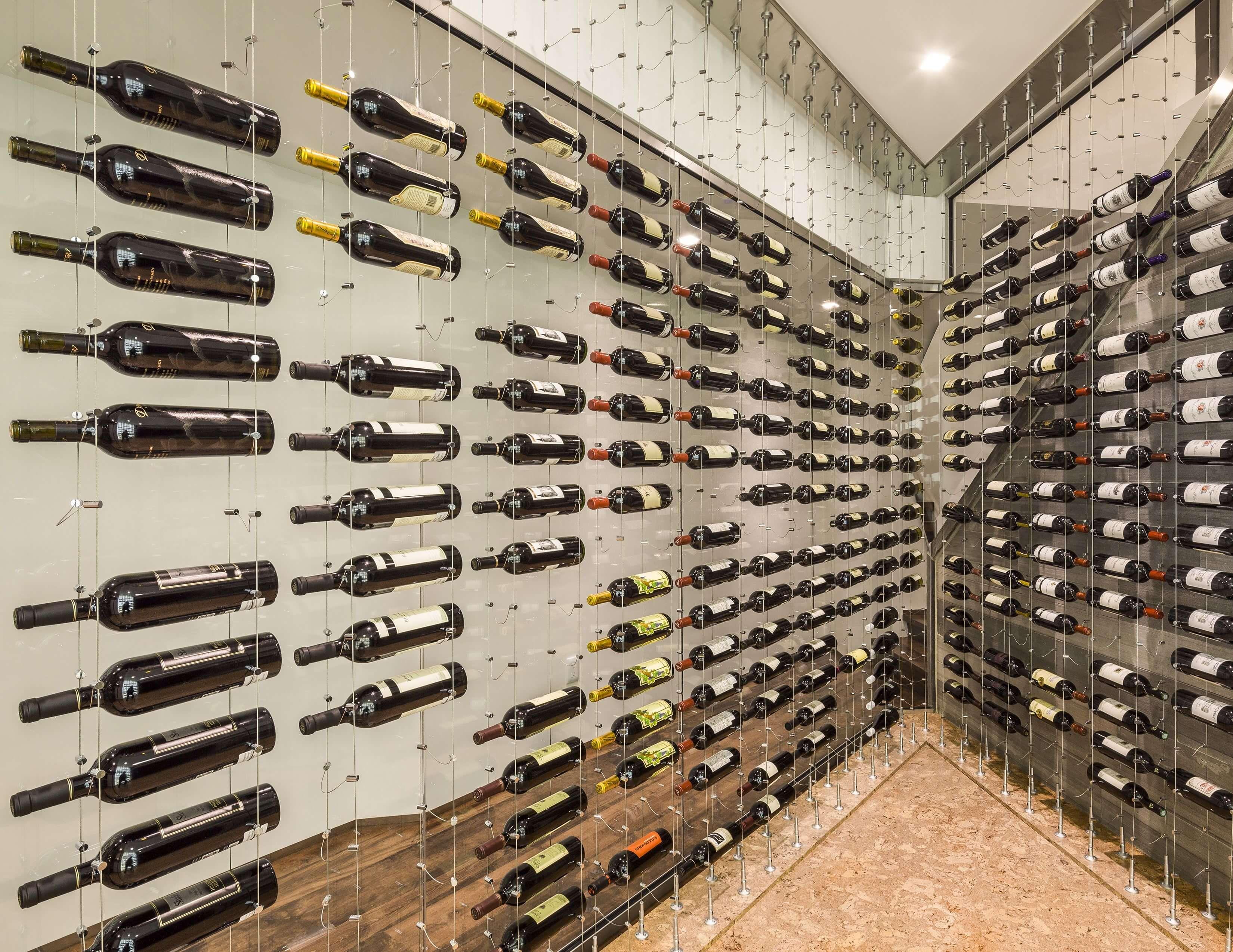 Climatisation Cave 224 Vin Design Cannes Antibes Mougins Le