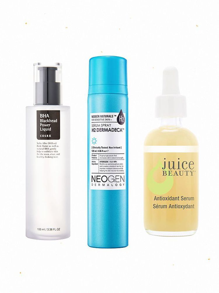 Why Your Serum Should Have Brightening Age Reversing Niacinamide Skin Cleanser Products Simple Skincare Face Products Skincare