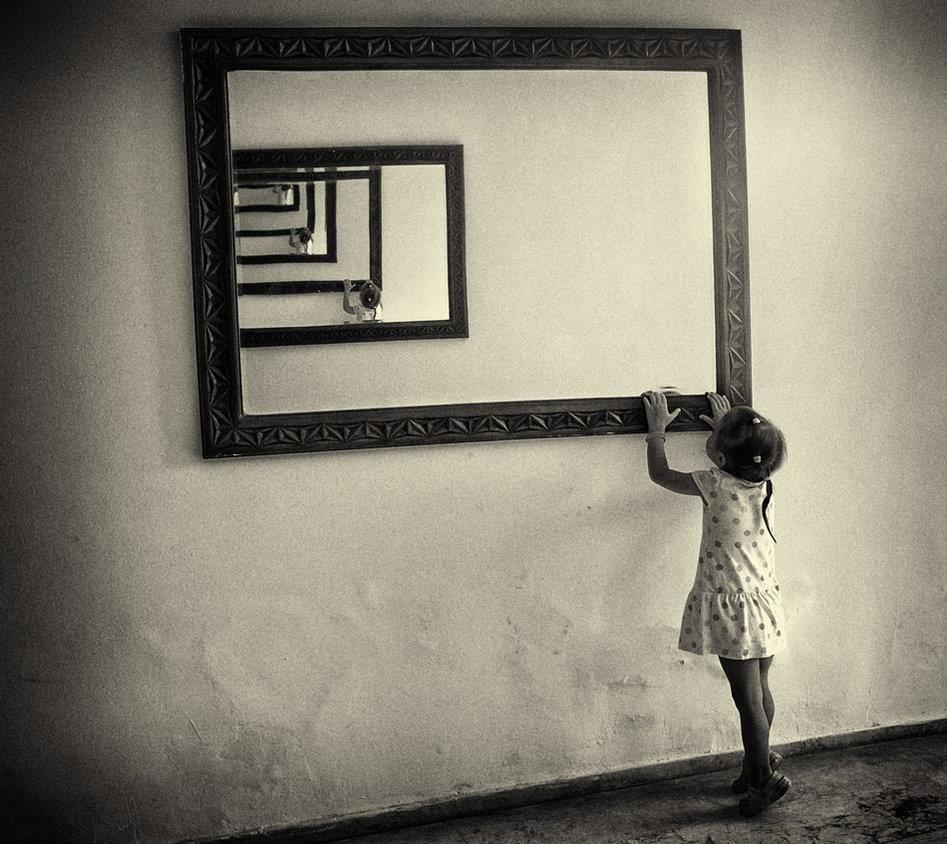 Kucher: 'Mirror' By Mila Kucher