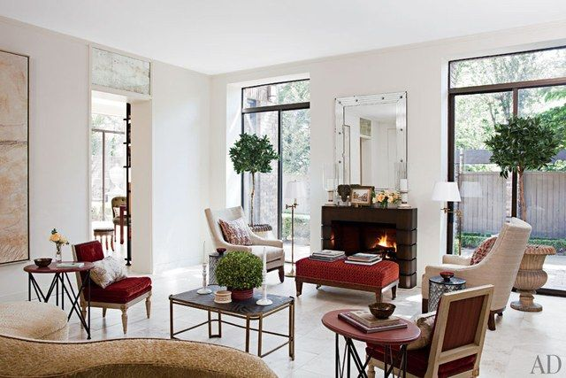 Explore Designer Living Rooms, Tulsa Oklahoma And More!