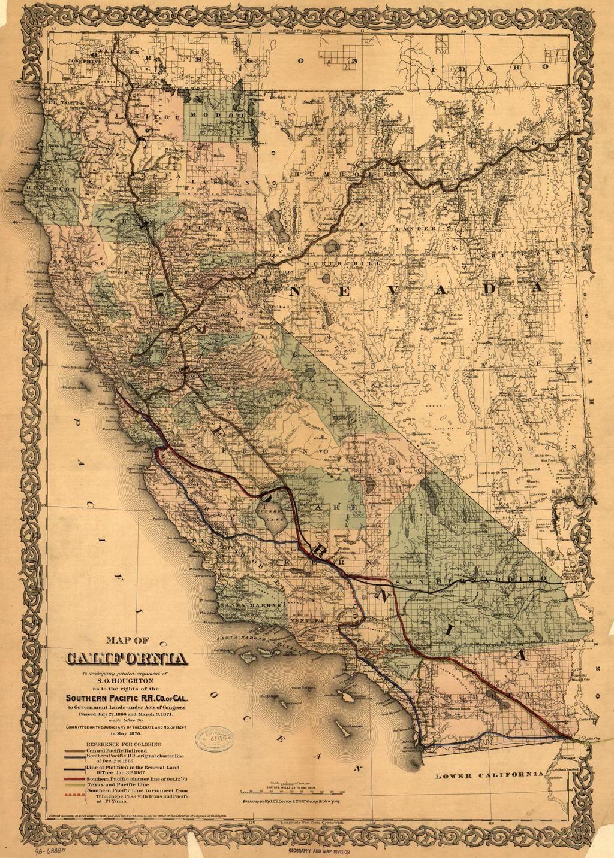 Glimpsesofhistory On Lovely Lovely Maps Pinterest California