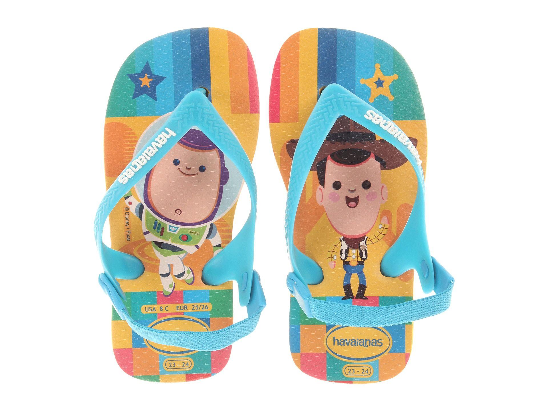 Available At Zappos Com Havaianas Kids Baby Pixar Disney