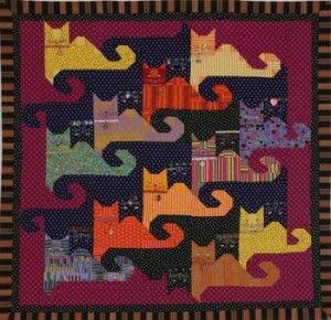 kitty-memories-1a | Gatos | Pinterest : quilting cats - Adamdwight.com