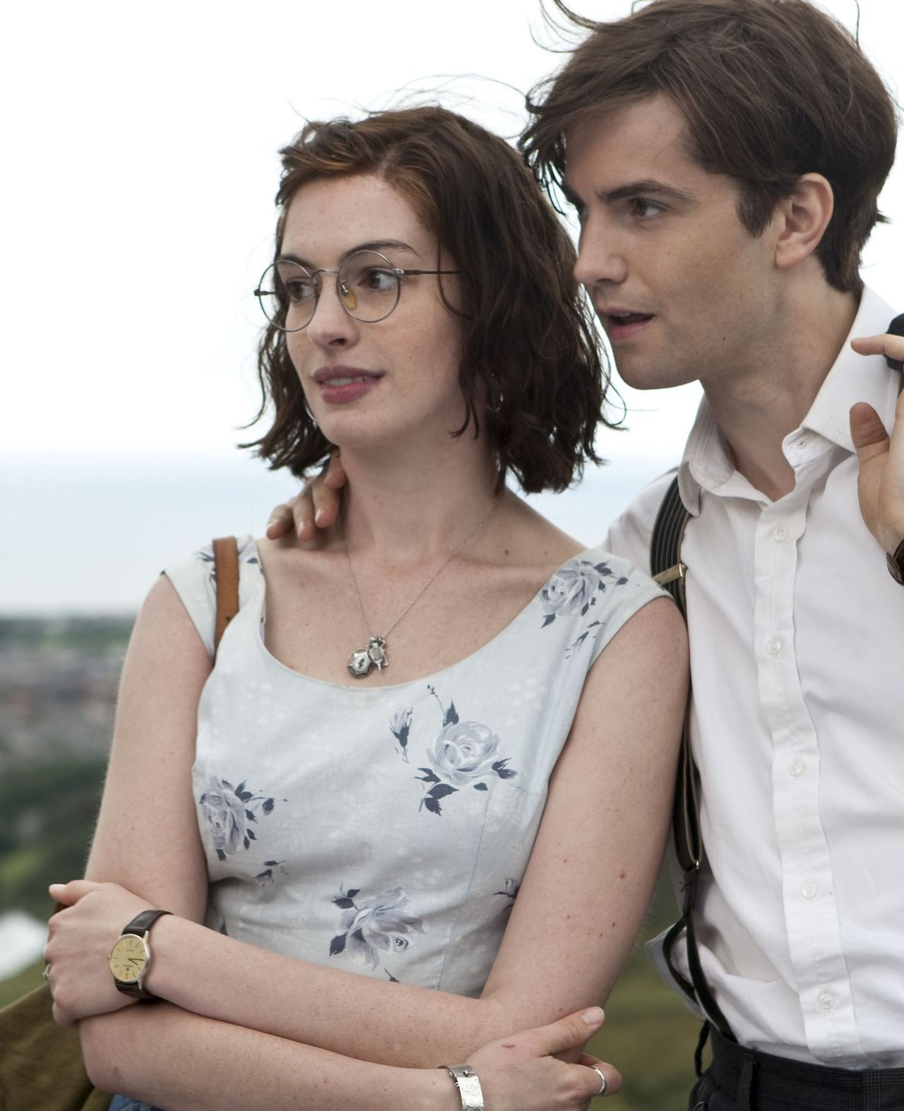 One Day Libro Anne Hathaway And Jim Sturgess In One Day Películas