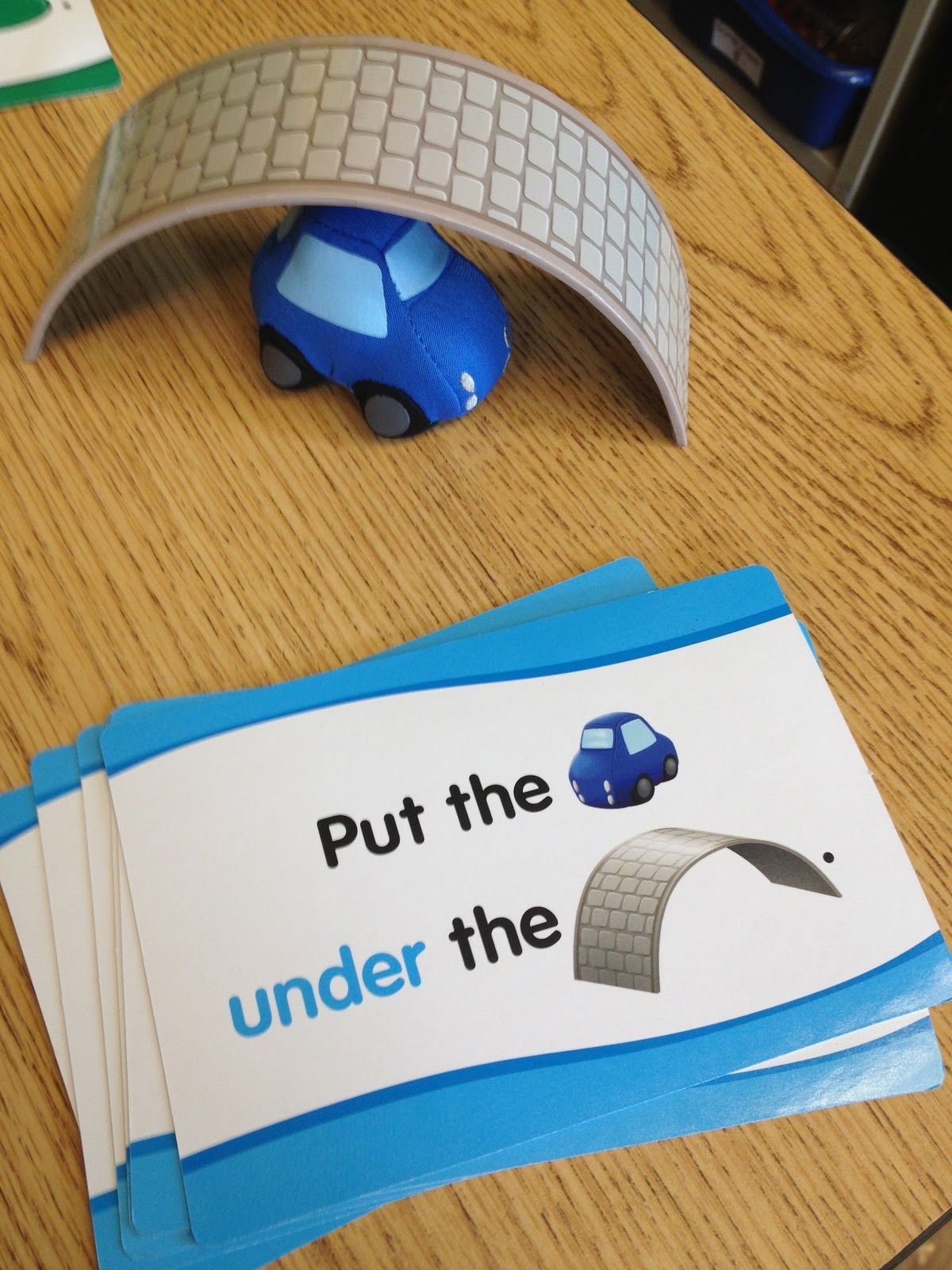 This Is Great Autism Tank Preposition Activity