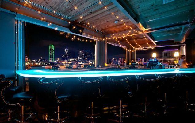 8 Cool Rooftops In Dallas Rooftops Zagat Dallas Tx