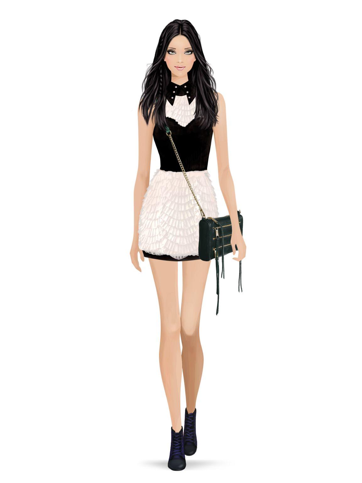 Fashion game fashion game looks pinterest fashion games