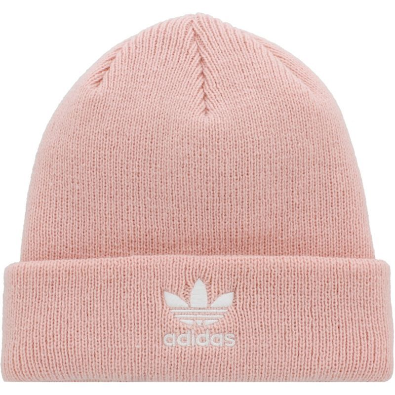 4ea6c42a7 adidas Originals Women's Trefoil II Knit Beanie, Icy Pink | Products ...