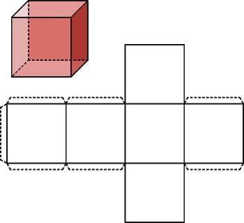Construccion De Un Cubo Cuerpos Geometricos Para Armar Figuras Geometricas Para Preescolar Figuras Geometricas Para Recortar