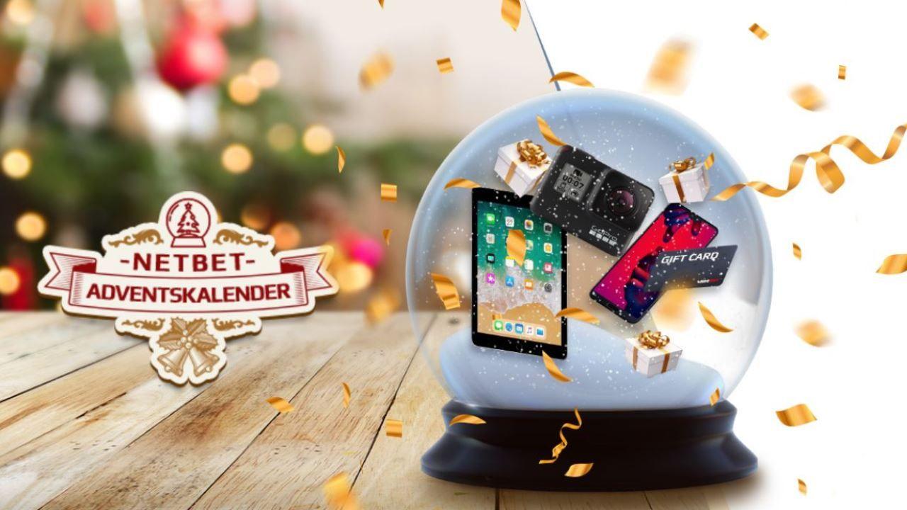 Auch im NetBet Casino wird in diesem Jahr wieder die Vorweihnachtszeit so richtig gefeiert…