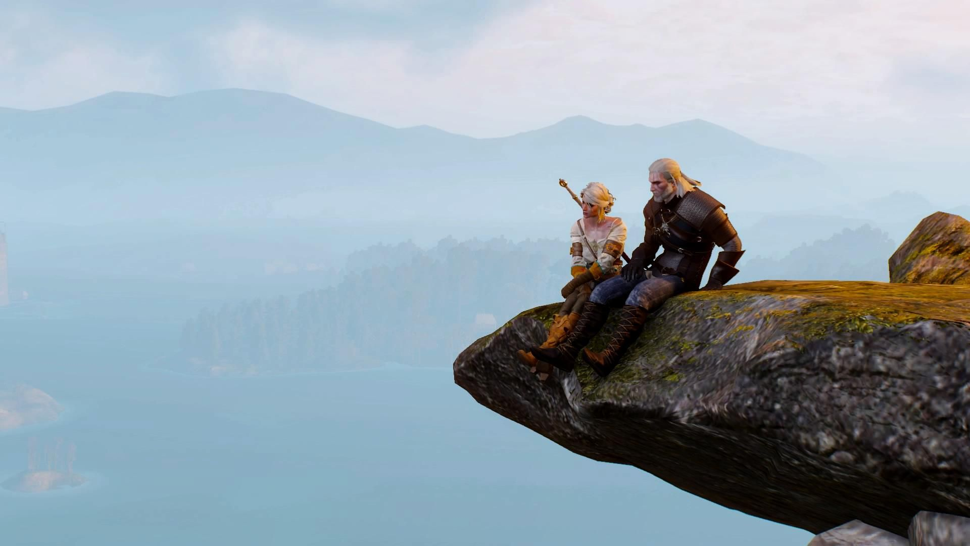 My new wallpaper (1920x1080) TheWitcher3 PS4 WILDHUNT