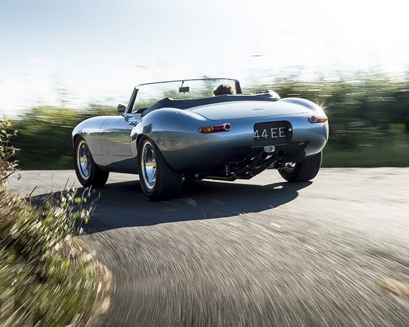 Eagle Jaguar E Type Spyder Gt Is A Beautiful Bespoke Speedster In 2020 Jaguar E Type Jaguar E Jaguar