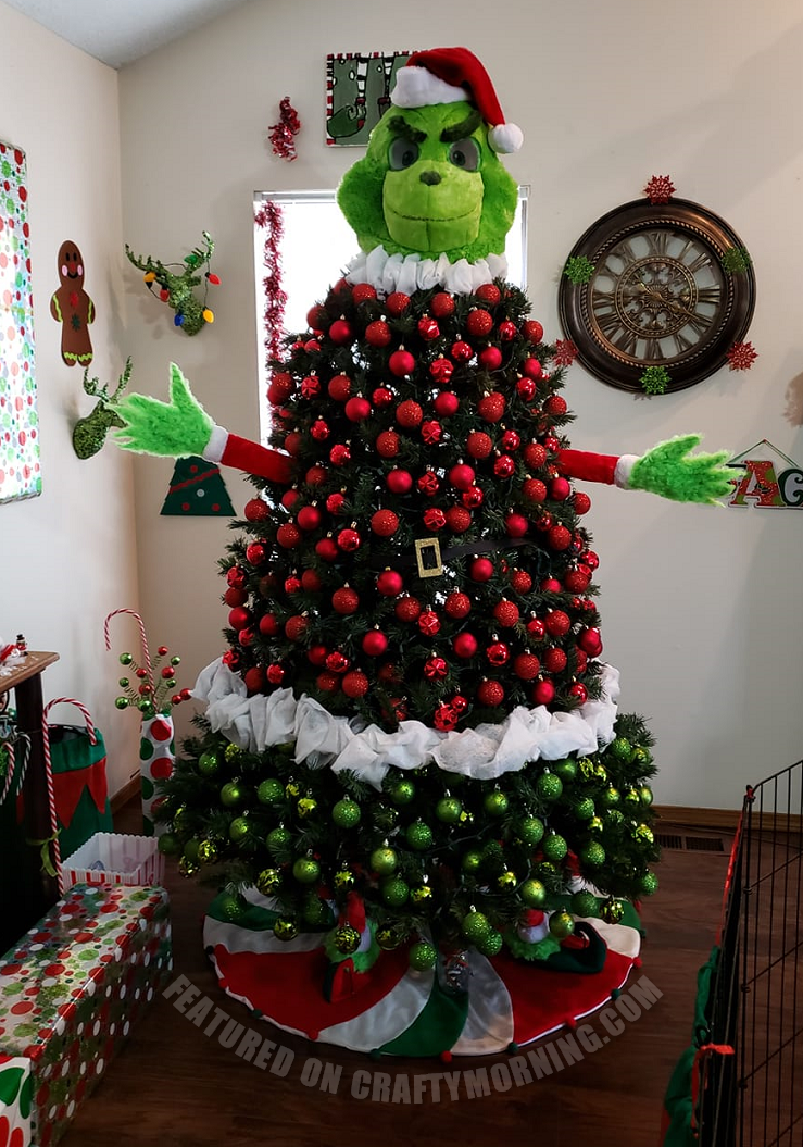 The Best Christmas Tree Ideas For Kids Crafty Morning Cool Christmas Trees Creative Christmas Trees Grinch Christmas Tree