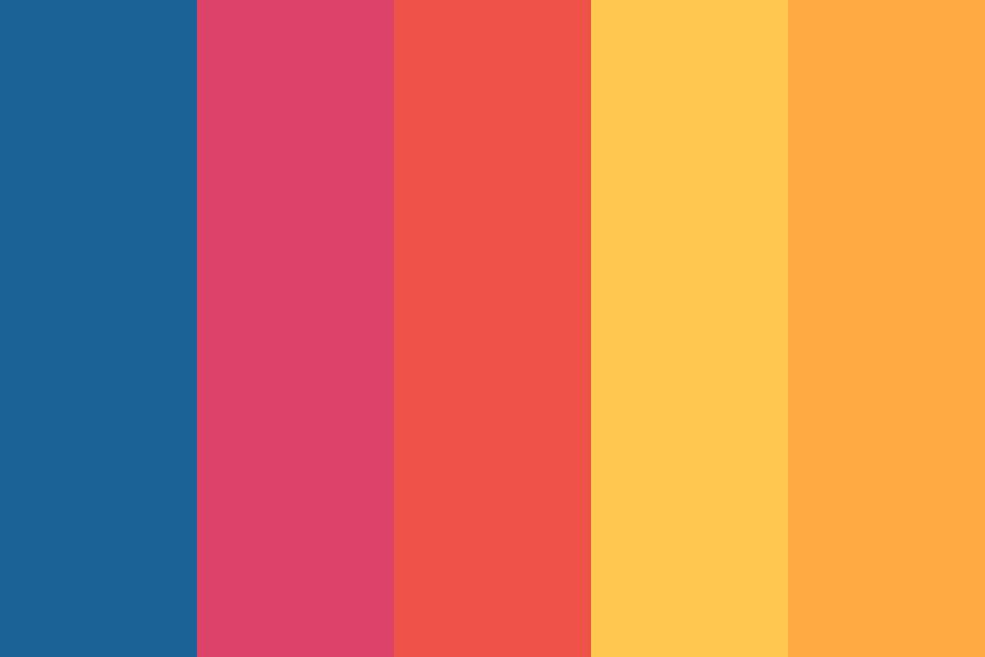 Trend Tavolozza 1 Light color palette (With images