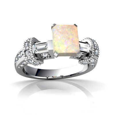 14K White Gold Emerald-cut Genuine Opal Engagement Ring Size 4 Jewels For Me,http://www.amazon.com/dp/B004IV1HNQ/ref=cm_sw_r_pi_dp_15yOrbF5401A418F