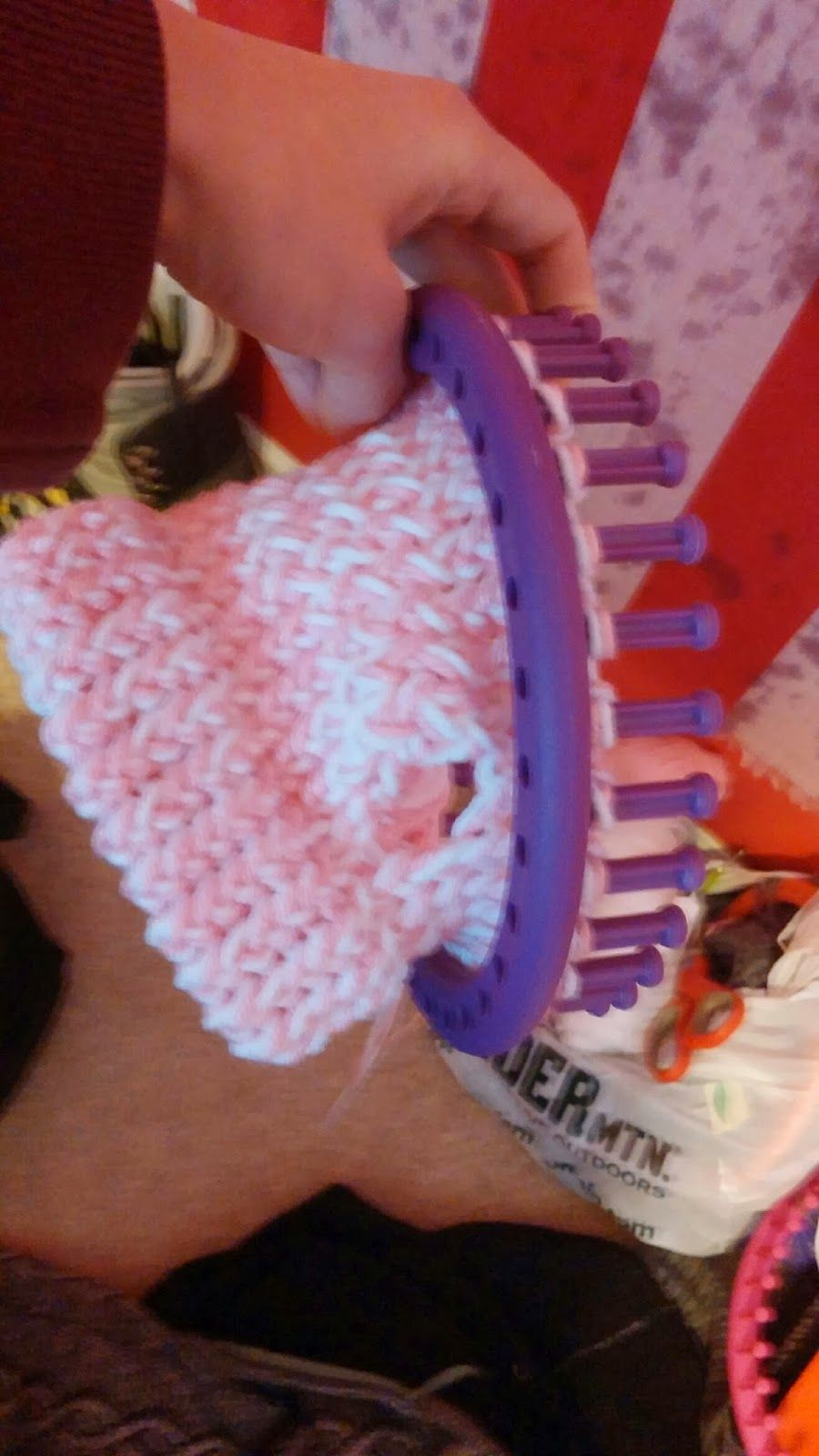 Corky Crafts & Knit Hats: Loom Knitting a Dog Sweater | Projects ...