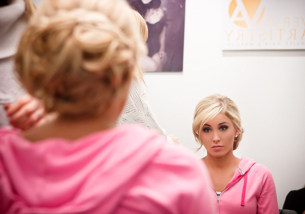 Wedding Day photography, bride, make-up