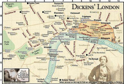 Dickens London Must Take A Walking Tour