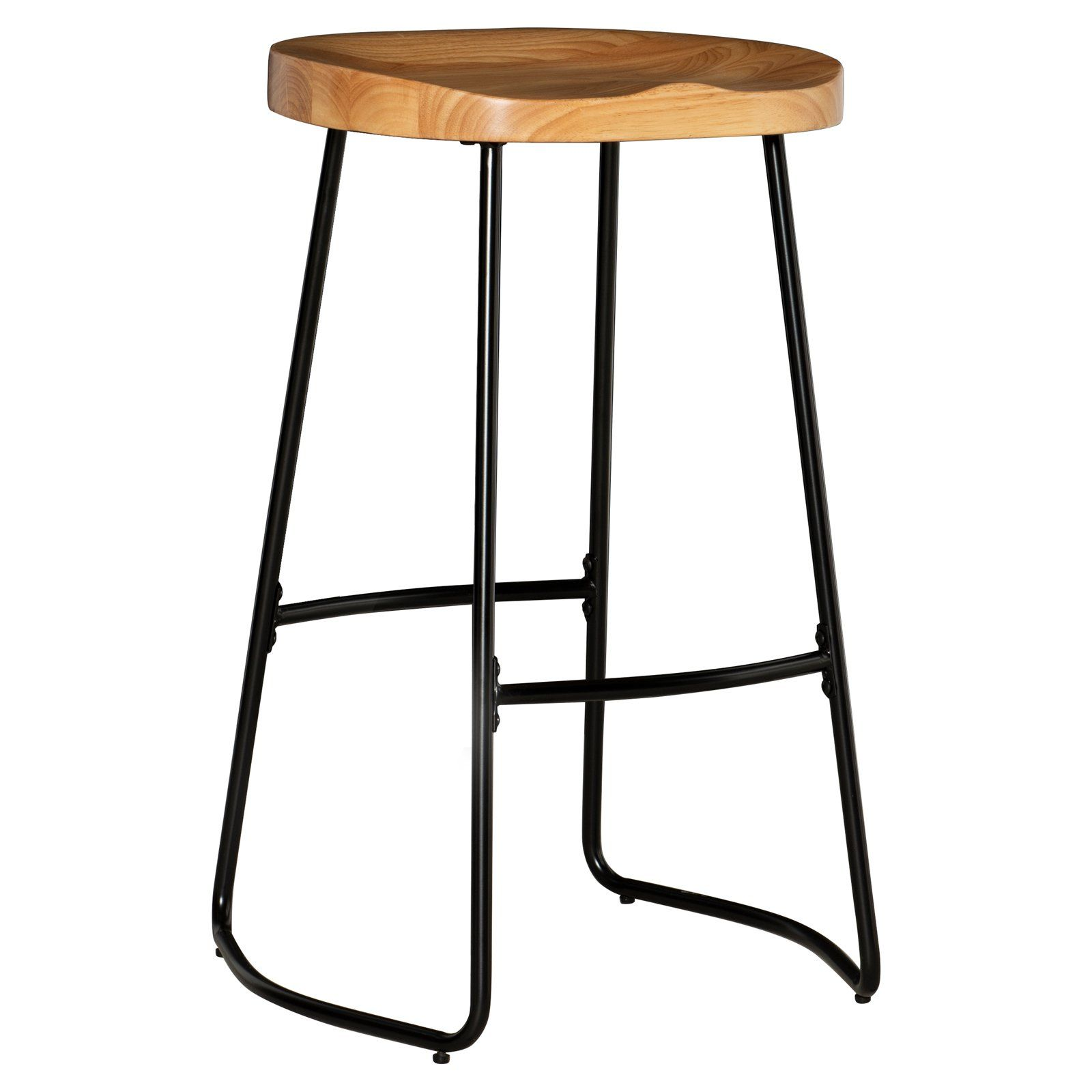 Linon Tate 29 In Tractor Seat Bar Stool Tractor Seat Bar Stools