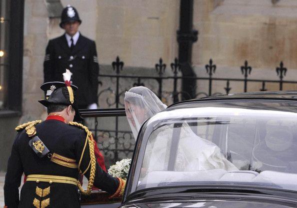 Kate Middleton Photo - Kate Middleton Arrives at Westminster Abbey