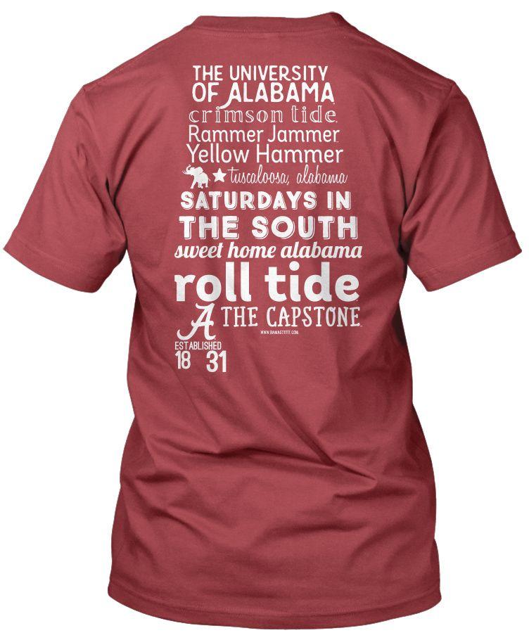 The University of Alabama Crimson Tide Rammer Jammer Yellow Hammer ...