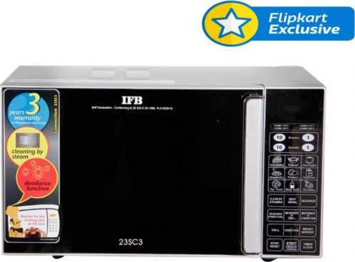 Ifb 23sc3 23 Litre Convection Microwave Oven At Rs 7649 From Flipkart