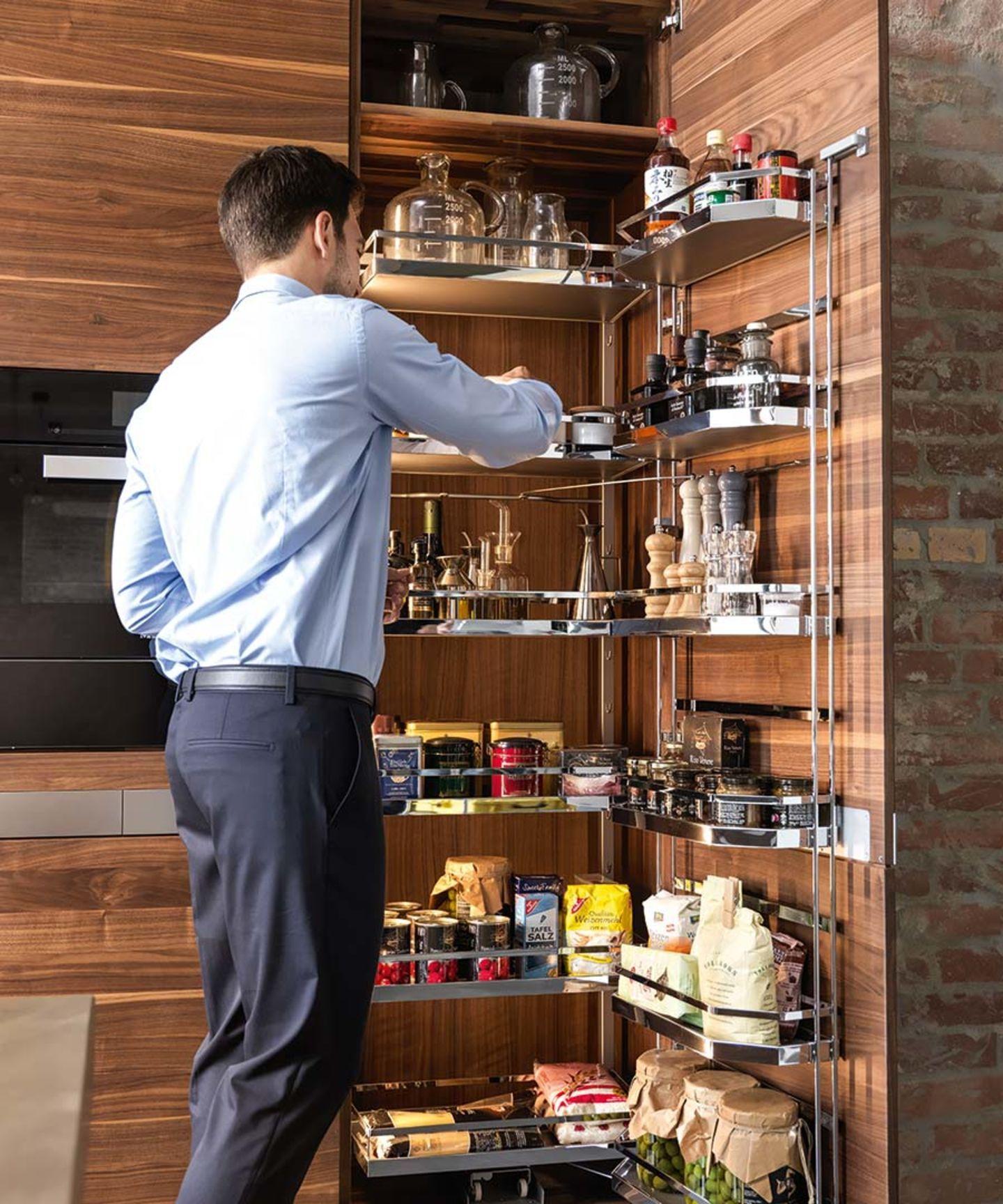 K7 The Height Adjustable Kitchen Island Team 7 Modern Kitchen Cabinets Home Decor Kitchen Solid Wood Kitchens