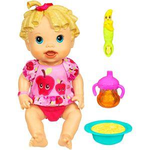 $25-walmart Baby Alive Baby All Gone Doll, Caucasian | Hogar