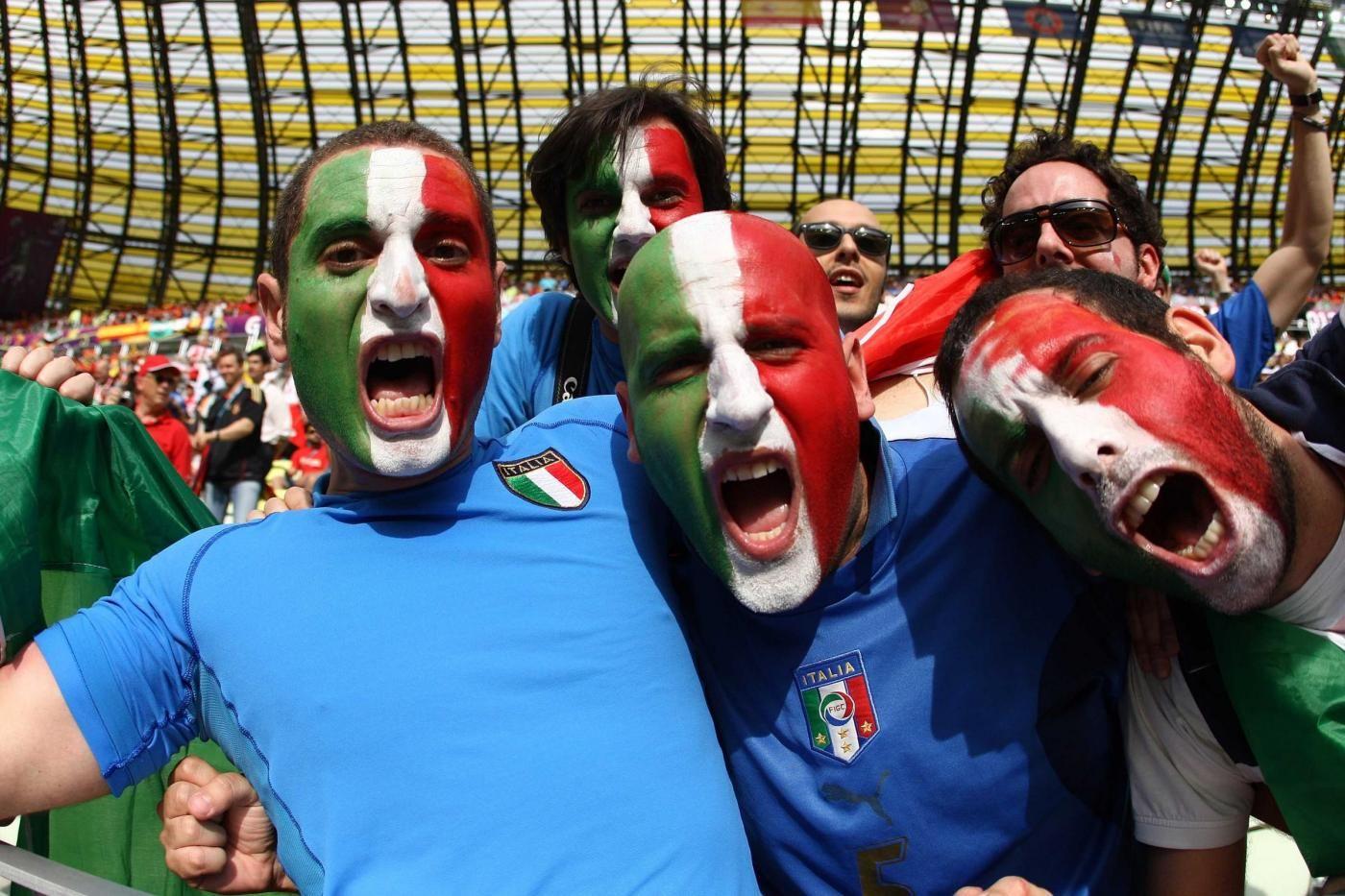 maglia italia azzurra | numerosette.eu