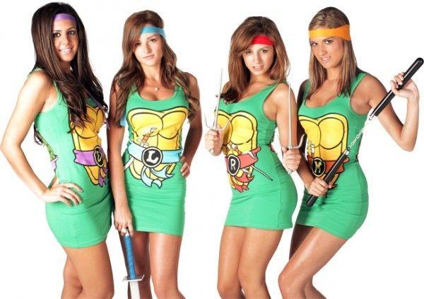 10 Group Halloween Costume Ideas -- -- Some cute ideas if you have - cool group halloween costume ideas