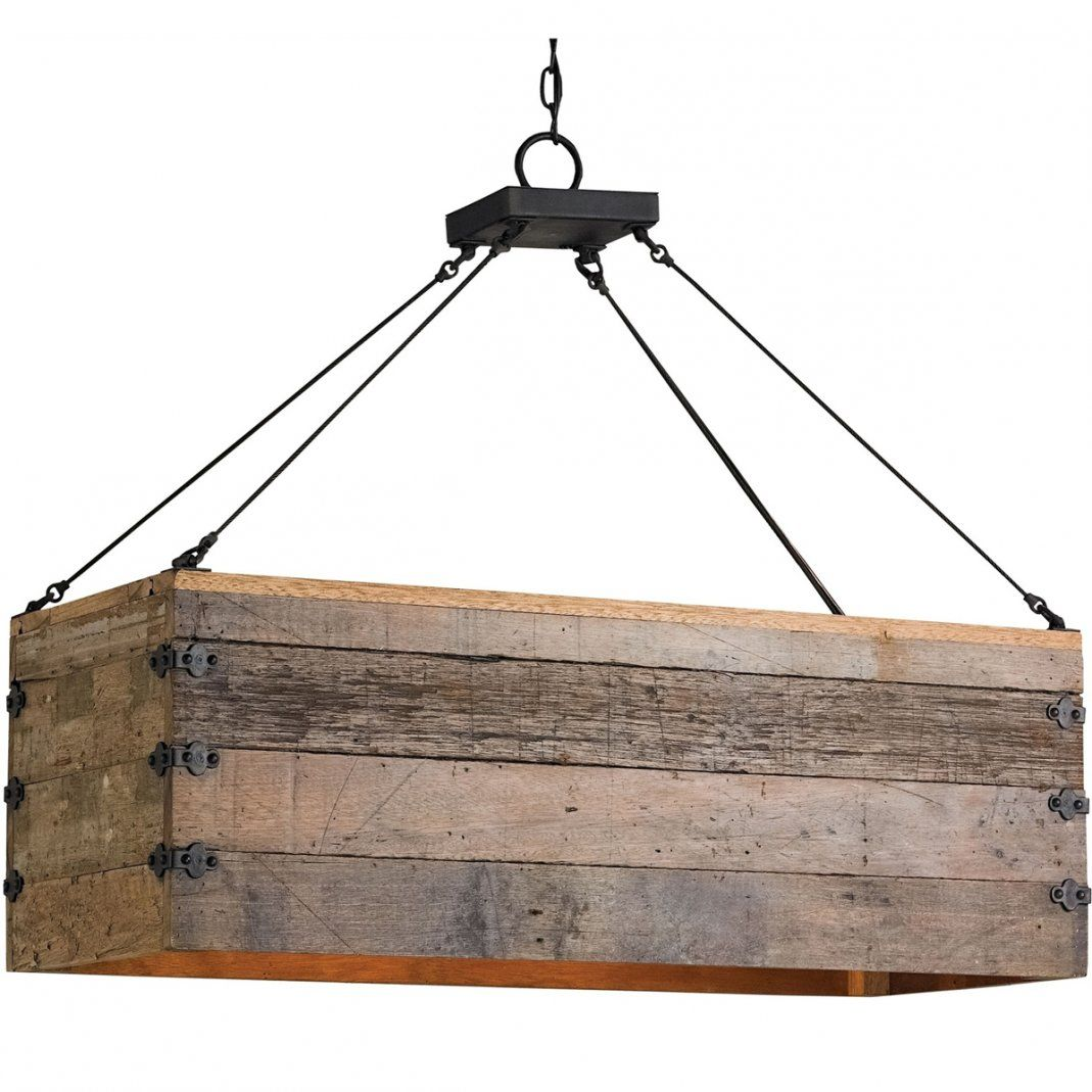 Wooden Plank Hanging Light In 2019