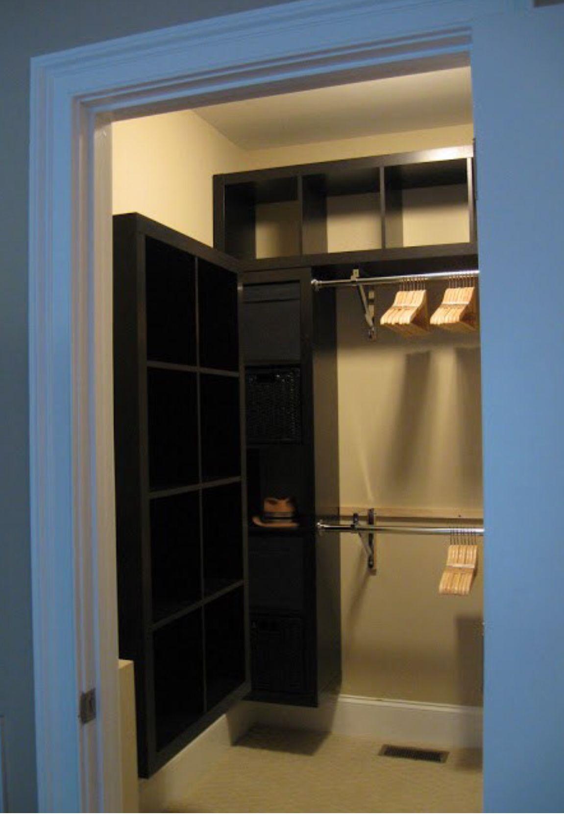 Idee Dressing Ikea Dans Un Petit Espace M Bedroom Petit