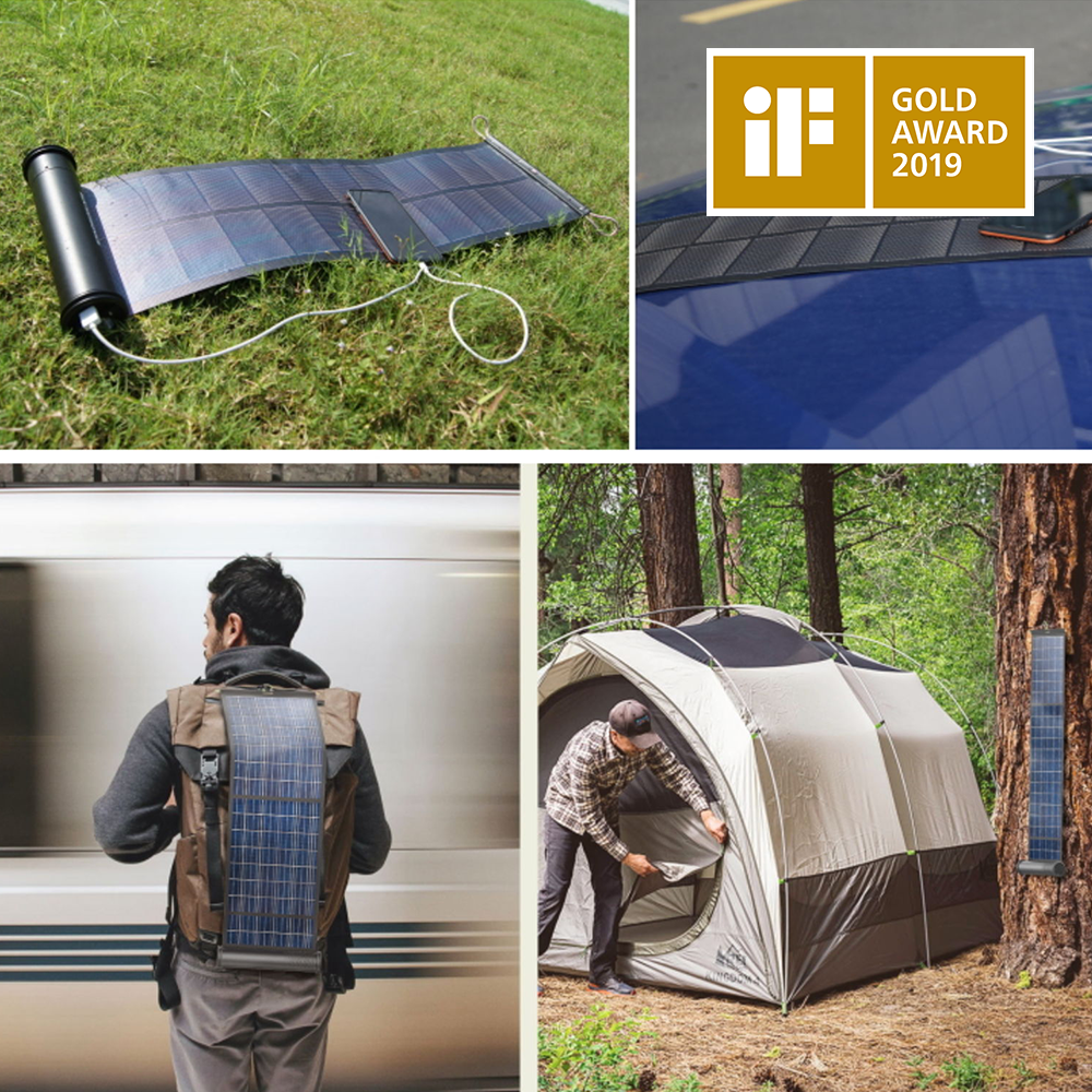 Solar Mobile Charger By Zhejiang New Solar Energy Solar Mobile Charger Thin Film Solar Panels
