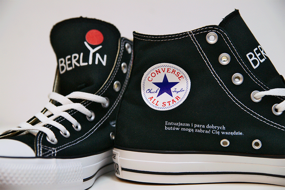 Customize Your Own High Top Sneakers