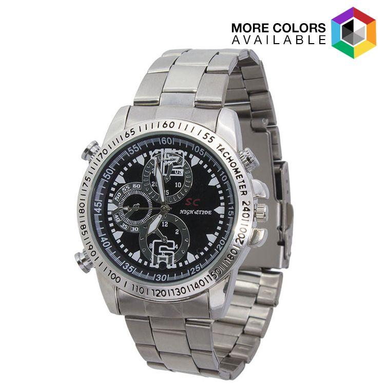 8GB Digital Camera Spy Watch - $24.99. https://www.tanga.com/deals/5f2dc24ee710/8gb-digital-camera-spy-watch